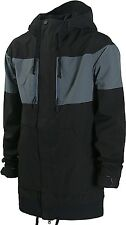 VOLCOM Men's 2016 CP3 Snow Jacket - Small - BLK - NWT - Reg $400