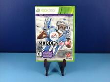 Madden NFL 13 Complete Tested Microsoft Xbox 360