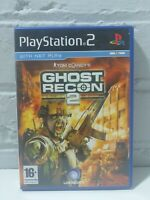 TOM CLANCYS GHOST RECON 2 - PS2 PLAYSTATION 2 GAME COMPLETE