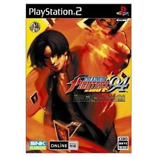 USED PS2 The King of Fighters '94 Re-bout Japan Import
