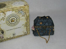 Mary Lou's Bottomless Purse Boyds Uncle Bean's Treasure Box - 82504 - Nib
