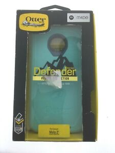 Otterbox Defender Case Compatible with Motorola Moto Z2 Force Teal (Case Only)