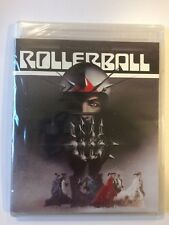 ROLLERBALL Blu-Ray Twilight Time Limited Edition - James Caan BRAND NEW OOP