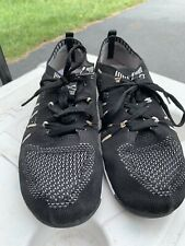 New listing Nfinity Flyte Cheer Shoes - Night Flyte - Size 8 - Black Cheerleading Shoes