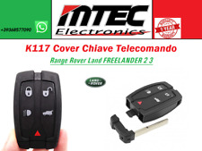K117 Cover Chiave Telecomando Range Rover Land DISCOVERY TDV6 FREELANDER 2 3