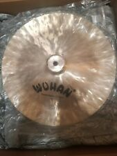 """Wuhan China Cymbal - 16"""" Tested Once Brand New Incredible Condition"""