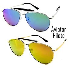 LUNETTES SOLEIL AVIATOR CARRERA BARTON BREED LOVE HOMME FEMME VINTAGE PILOTE US