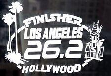 2018 Los Angeles LA Marathon  California Decal ,Luggage,Suit case,Car Window