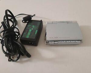 Sony CLIE PEG-UX50 PDA Organizer Handheld Palm OS - Camera IrDA Bluetooth Wi-Fi