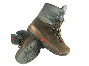 PUMA TRESENTA  GTX Mens Insulated Snow Brown Leather Gore Tex Boots Size 10 9 43