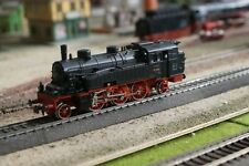LILIPUT 7501, STEAM ENGINE 751009 AC CONVERTED WITH LIGHTS, SCALE HO