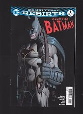 DC Rebirth All-Star Batman #1-7 NM Scott Snyder John Romita Jr. Jock covers