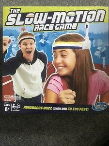The Slow-Motion Race Game From Hasbro Gaming - 2+ Players