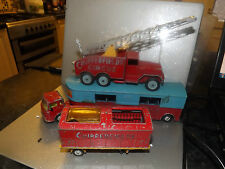 Corgi Chipperfields Circus Set crane case horse box 1130 1123 1121 JOB LOT