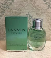 Vetyver By Lanvin 1.7oz/50ml Eau De Toilette Spray Men New In Box