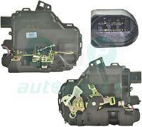 FOR VW GOLF MK4 BORA PASSAT B5 REAR LEFT DOOR LOCK MECHANISM/ACTUATOR 1996-2005