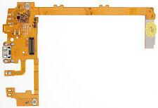 Nexus 5 LG D820 D821 Ricarica Caricabatterie USB Porta Connettore Dock Microfono Cavo Flessibile D52