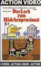 VHS Das Loch zum Mädchenpensionat - Jaques Chazot - 85 Minuten