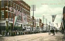 Arkansas, AR, Little Rock, Main Street 1908 Postcard