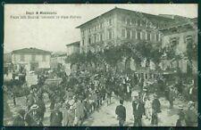 Pistoia Montecatini Stazione Alterocca 7223 cartolina WX2406