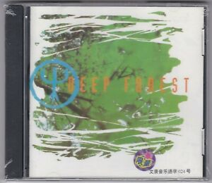 Deep Forest - CD (Brand New Sealed) Asian Edition