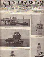 1908 Scientific American Supp Oct 24-Lighthouse,Malecot
