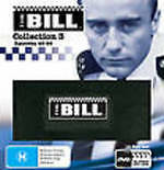 The Bill  Collection 3 Episodes 49-96 (Include CD Wallet Inside) New = R4