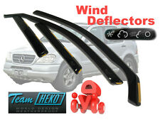 Mercedes W163 M class 1998 - 2005 Wind deflectors 4.pc  HEKO  23227