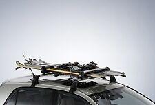 Original Toyota de esquí en rack de esquí titular Barras de techo roofbars