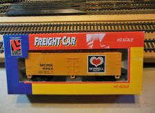 """LIFE - LIKE 21912 HO Scale 40' Scribed Reefer """"MORRELL MEATS"""""""