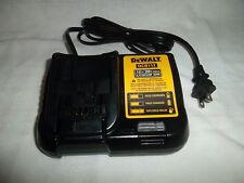 New DeWALT DCB112 12V 20V Li ion Battery Charger replaces DCB107 DCB115 DCB113