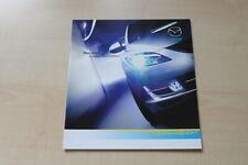95006) Mazda 6 - Vorabinformationen - Prospekt 09/2007