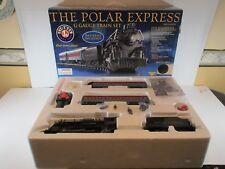 Lionel G Scale Polar Express Set 7-11022 Ob Plus Carton
