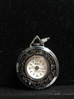 Vintage Webster Antimagnetic Ladies Pocket Watch Parts/repair
