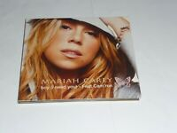 Mariah Carey feat. Cam'ron - Boy (I need you) PROMO CD Single in Gatefold sleeve