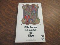 le voleur de dieu - ELLIS PETERS