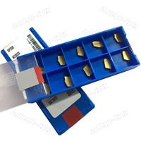 10pcs SP200 NC3020 GTN-2 Grooving Cut-Off Carbide Inserts 2mm Width ZQMX2N11-1E