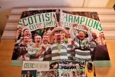 Celtic FC - 2013-2014 - Accessoires & champions affiches-Virgil Van Dijk-très bon état