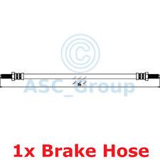 APEC BRAKING 334mm Scheibe Bremssattel flexibel GUMMISCHLAUCH hos3426