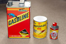 Micro Machines Secret Auto Supplies Gas Can, Oil Can, and Gas Additive Sets