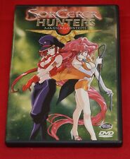 Sorcerer Hunters 3 - Magical Contests (DVD, 2001) Anime ADV Films R1