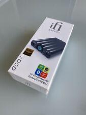 iFi Audio xDSD High-Resolution Portable Bluetooth USB MQA DAC - NO RESERVE!