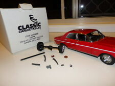 1:18 Classic Carlectables 18074 1968 XT GT Ford Falcon Candy Apple Red Damaged