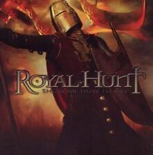 Royal Hunt Show Me How to Live CD àlbumes/Hardrock