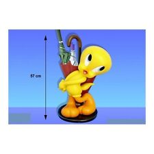 Extremely Rare! Looney Tunes Lifesize Tweety Umbrella Stand Figurine Statue