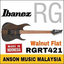 Ibanez RGRT421 Electric Guitar, Walnut Flat(WNF)