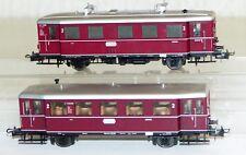 Trix CVT 75 909 Schienenbus mit Beiwagen C 140 236 Spur H0 1:87