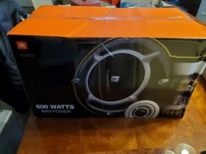 """JBL 670GTI 6-1/2"""" 1200W MAX 2-WAY COMPETITION-GRADE CAR COMPONENT SPEAKER SYSTEM"""