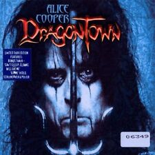 Alice Cooper   'Dragontown'  Tour Edition  CD   (Brand New)