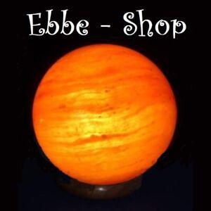 Salzkugel Salzlampe Salzleuchte Salzkristall Planet Sonne 3 - 4 Kg